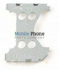 Genuine Nokia Lumia 520 Metal Sim Holder - Part No: 9502893